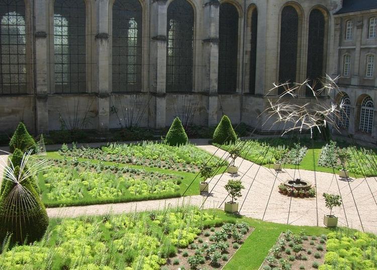 Visite Guidée Du Jardin Des Senteurs à Mousson