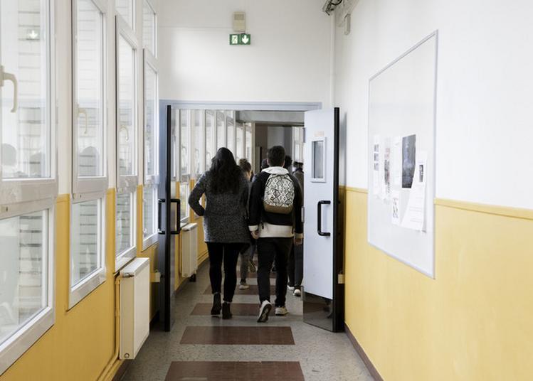 Visite Guidée Du Lycée Clémenceau à Reims