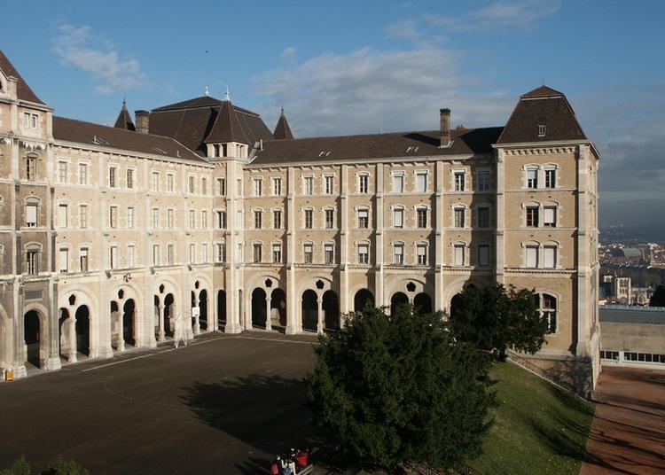 Visite Guidée Du Lycée De Saint-just à Lyon