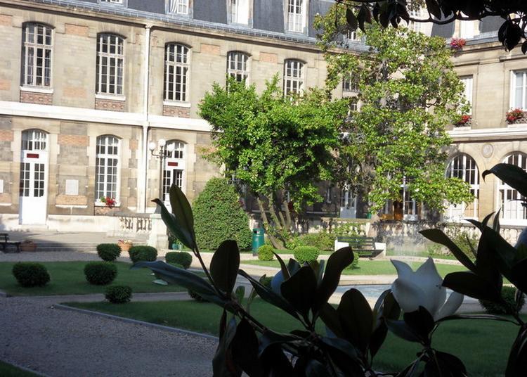 Visite Guidée Du Lycée Janson De Sailly à Paris