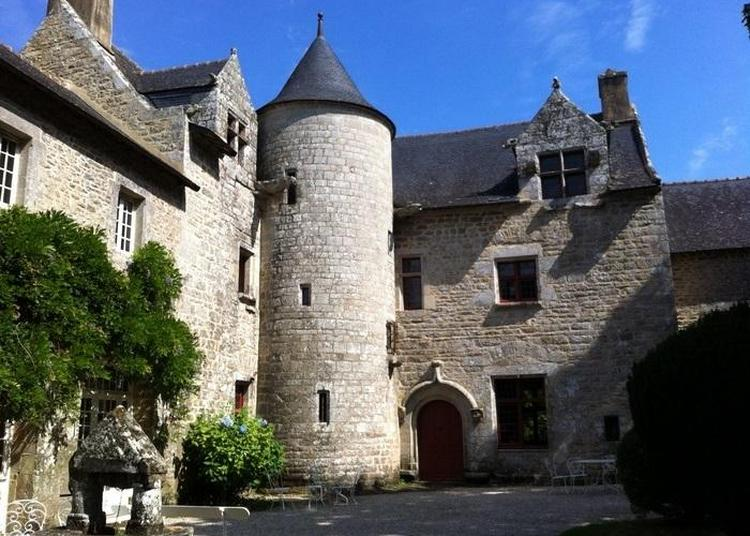 Visite Guidée Du Manoir De Kerleguen. à Grand Champ