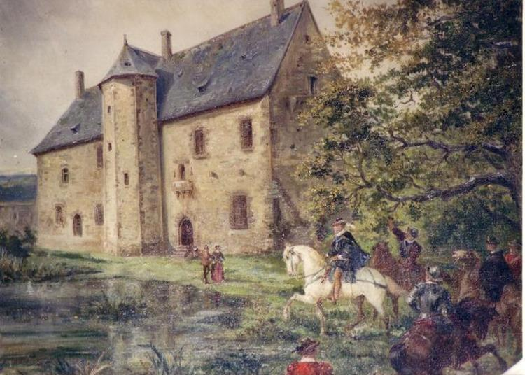Visite Guidée Du Manoir De Mebzon à Sept Forges