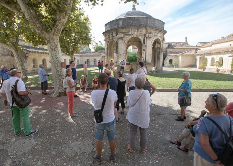 Visite Guidée Du Monument à Villeneuve les Avignon