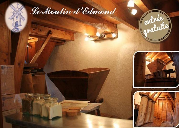 Visite Guidée Du Moulin à Charbonnieres les Varennes