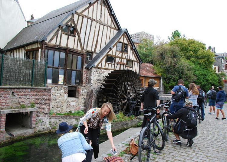 Visite Guidée Du Moulin De La Pannevert à Rouen