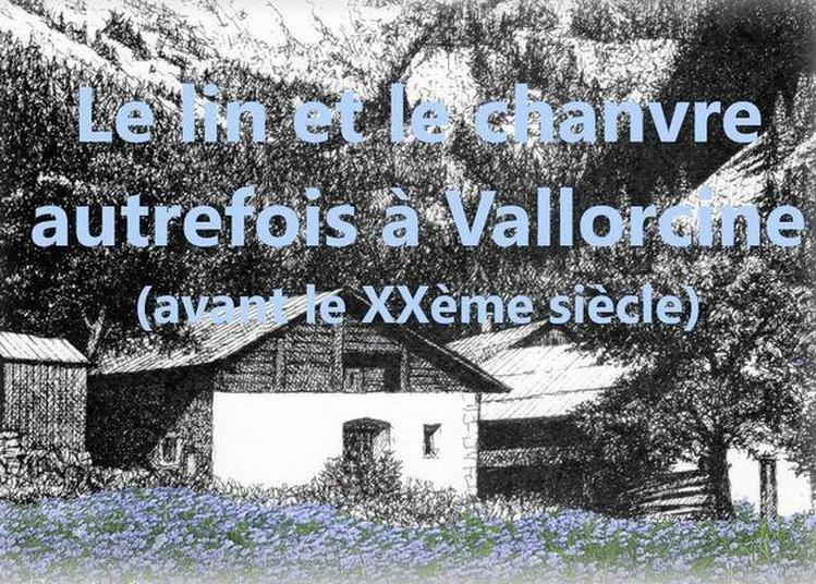 Visite Guidée Du Musée à Vallorcine