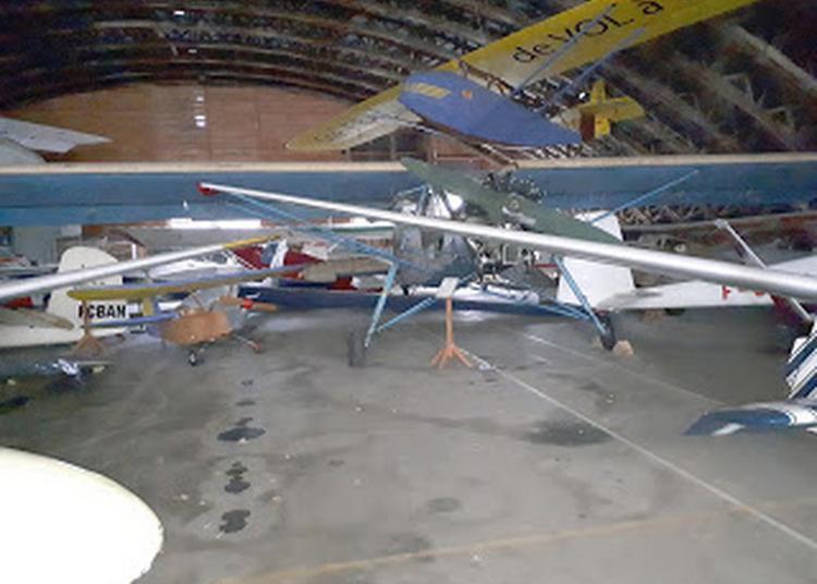 Visite Guidée Du Musée Aéronautique, Vols En Machines Anciennes à Labecede Lauragais