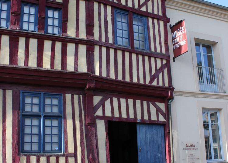Visite Guidée Du Musée D'art Et D'histoire à Lisieux
