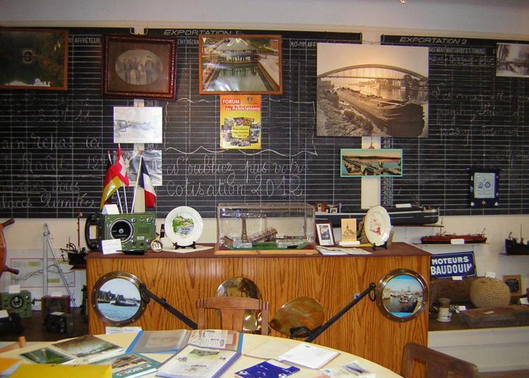 Visite Guidée Du Musée De La Batellerie à Vitry le Francois