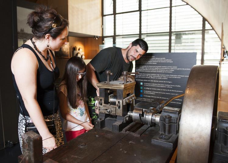 Visite Guidée Du Musée De La Lunette à Morez