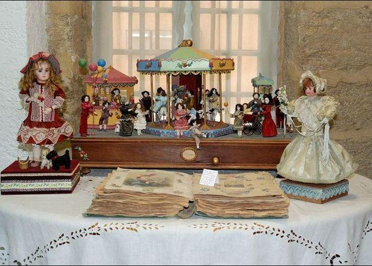Visite Guidée Du Musée Du Jouet Et De La Poupée à L'Isle sur la Sorgue