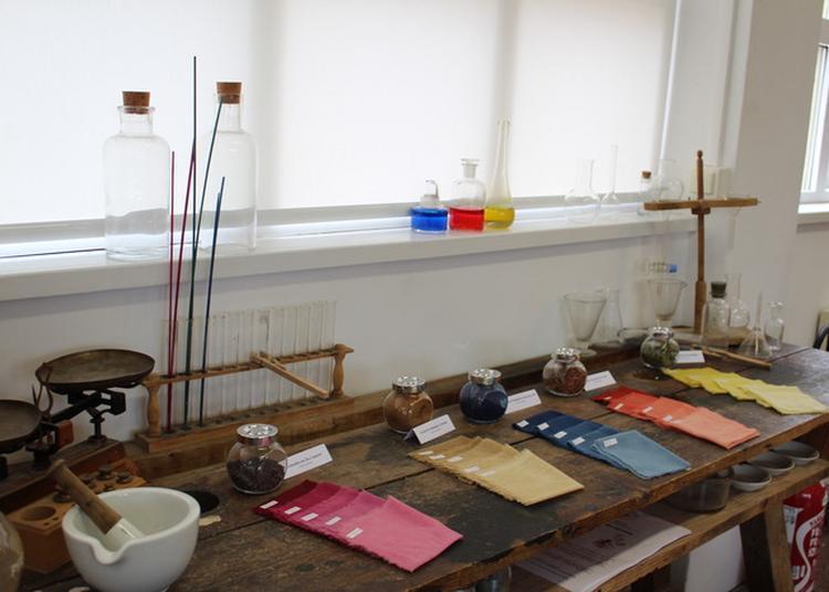 Visite Guidée Du Musée Et De L'exposition De L'atelier Des Savoirs-faire à Ravilloles