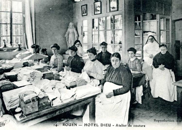 Visite Guidée Du Musée Flaubert Et D'histoire De La Médecine Sur Le Rôle Majeur Des Femmes Dans L'histoire De L'hôpital à Rouen