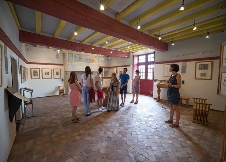 Visite Guidée Du Musée Joachim Du Bellay à Lire