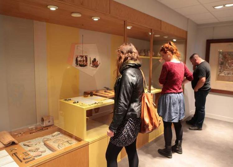 Visite Guidée Du Musée Juliobona Et Du Théâtre Antique à Lillebonne