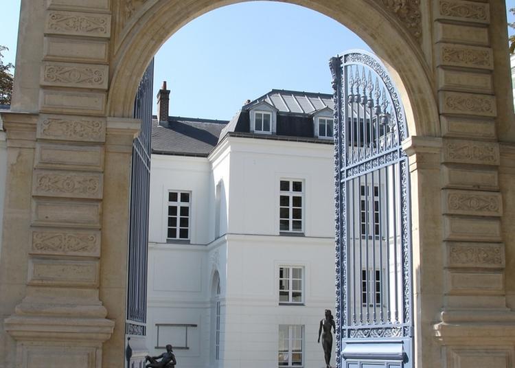 Visite Guidée Du Musée Paul Belmondo à Boulogne Billancourt
