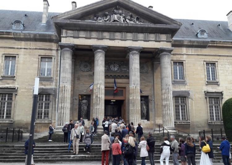 Visite Guidée Du Palais De Justice à Reims