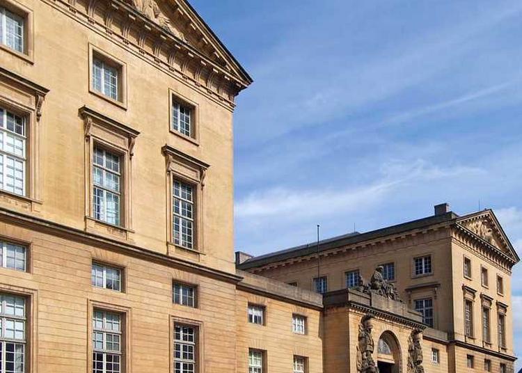 Visite Guidée Du Palais De Justice De Metz