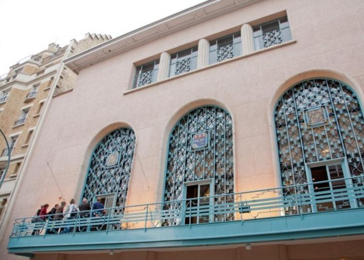 Visite Guidée Du Palais Des Congrès D'issy à Issy les Moulineaux
