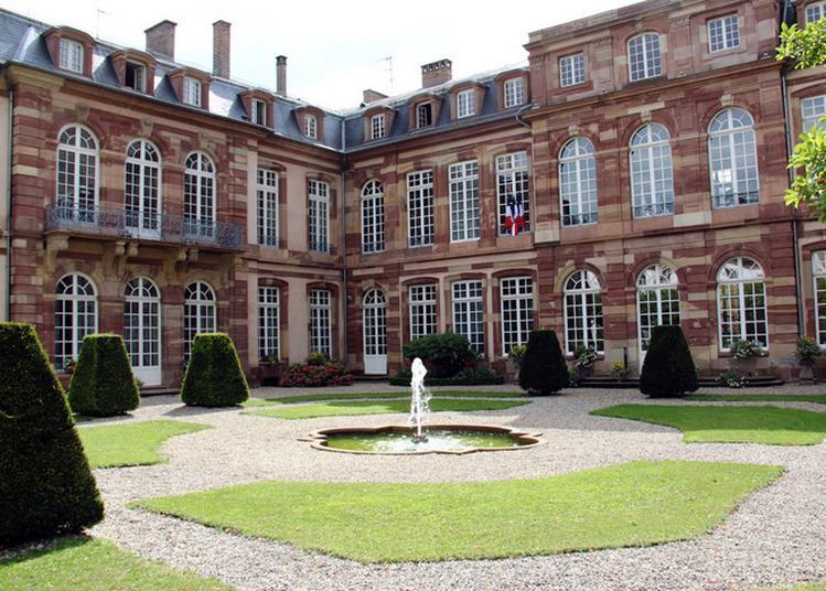 Visite Guidée Du Palais Du Gouverneur Militaire (ancien Hôtel Gayot De Deux-ponts) à Strasbourg