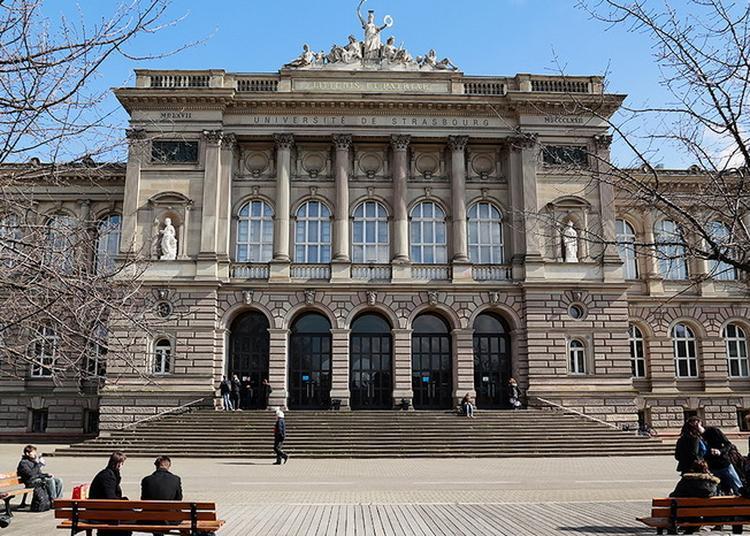 Visite Guidée Du Palais Universitaire à Strasbourg