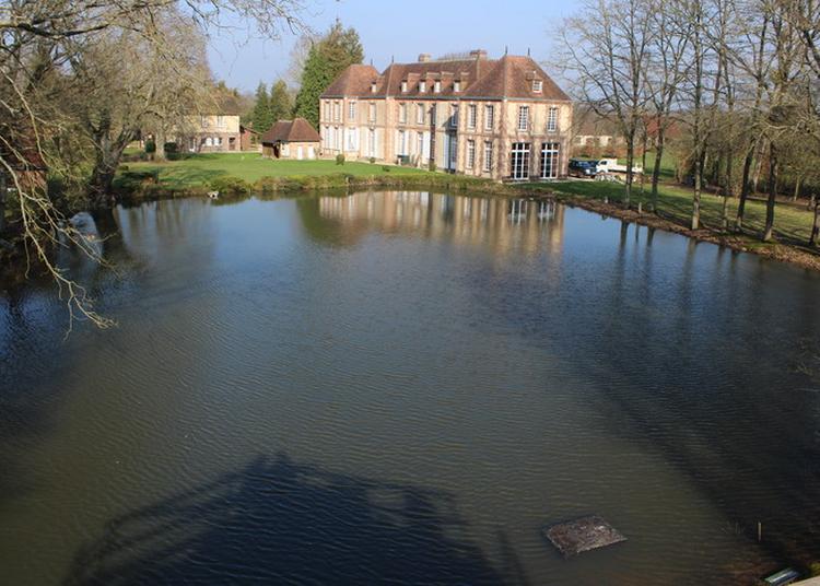Visite Guidée Du Parc De Château De La Duquerie à Bois Normand Pres Lyre