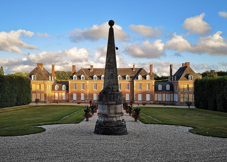 Visite Guidée Du Parc Du Château De Limpiville