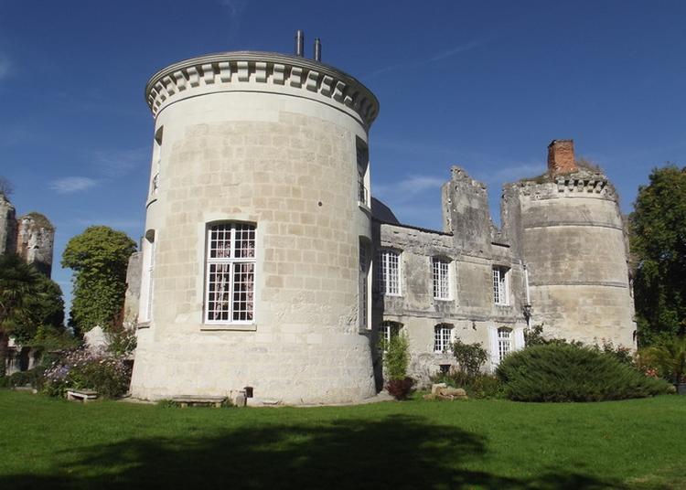 Visite Guidée Du Parc Du Château Des Quatre Mailloc à Saint Pierre de Mailloc