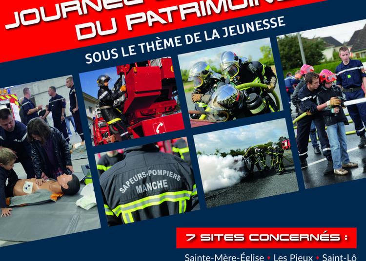 Visite Guidée Du Patrimoine Immobilier Du Service Départemental D'incendie Et De Secours De La Manche D'avranches à Avranches