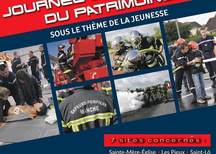 Visite Guidée Du Patrimoine Immobilier Du Service Départemental D'incendie Et De Secours De La Manche De Carentan