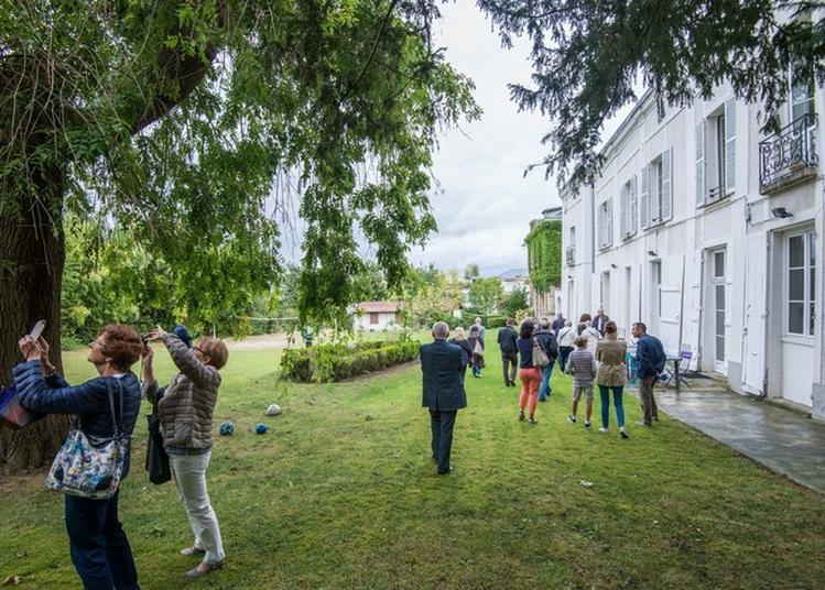 Visite Guidée Du Pavillon Louvois à Clamart