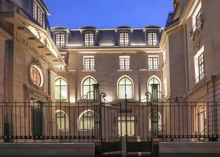 Visite Guidée Du Philanthro-lab à Paris 5ème
