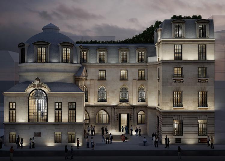 Visite Guidée Du Philanthro-lab, Dans L'ancien Hôtel De La Bûcherie à Paris 5ème