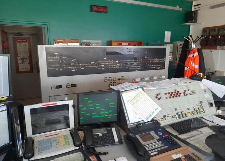 Visite Guidée Du Poste D'aiguillage De Nogent-le-perreux à Nogent sur Marne