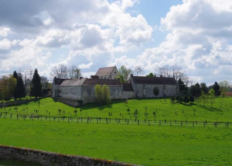 Visite guidée du prieuré de Bray à Rully