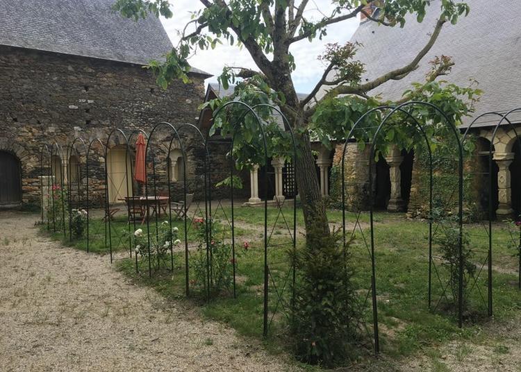 Visite Guidée Du Prieuré De La Jaillette, Louvaines, Segré En Anjou Bleu 49500 à Segre