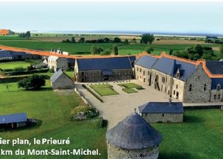 Visite Guidée Du Prieuré Du Mont-saint-michel En Ardevon à Pontorson