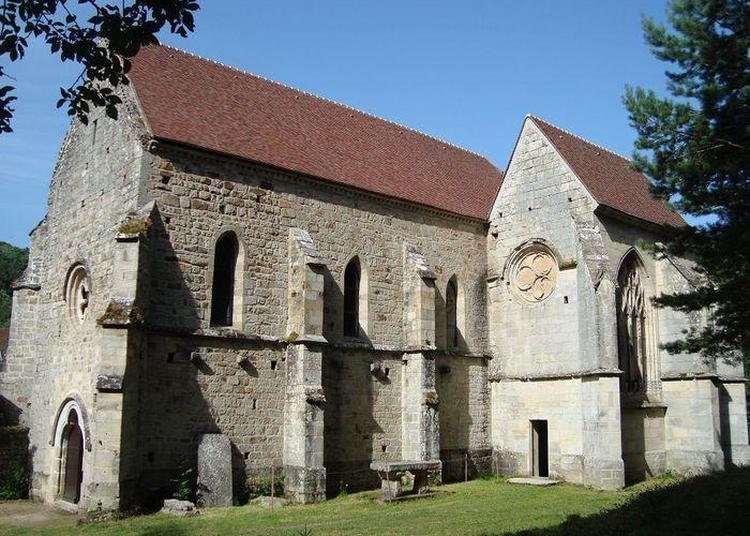 Visite Guidée Du Prieuré Du Val Saint-benoit à Epinac