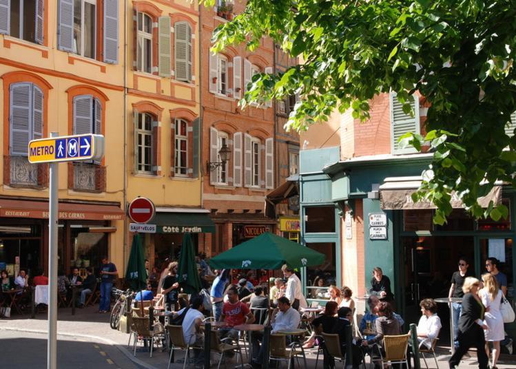 Visite Guidée Du Quartier Des Carmes à Toulouse