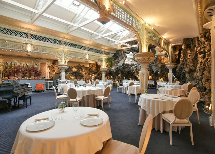 Visite Guidée Du Restaurant Le Chapon Fin à Bordeaux