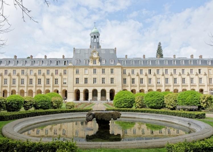 Visite Guidée Du Séminaire De Saint-sulpice à Issy les Moulineaux