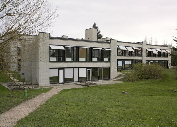 Visite Guidée Du Siège De La Société Algoé, Bâtiment Labellisé Patrimoine Du Xxème Siècle à Ecully