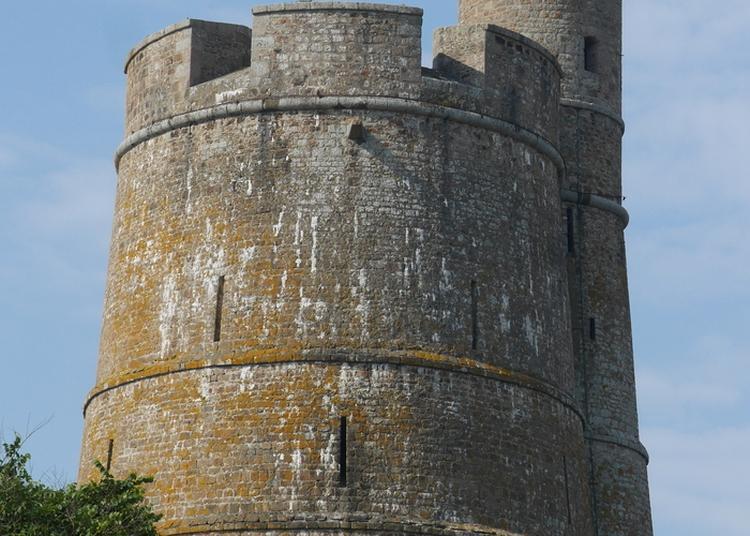Visite Guidée Du Site De La Hougue à Saint Vaast la Hougue