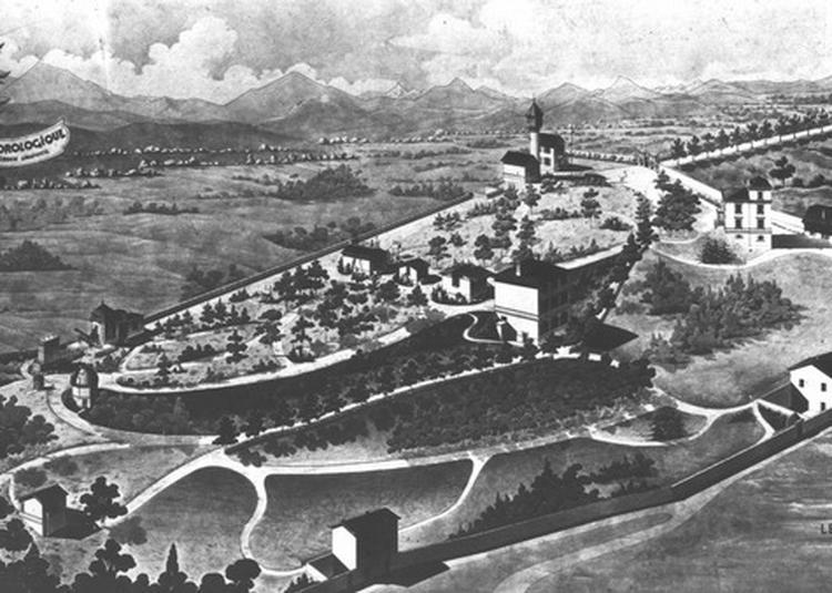 Visite Guidée Du Site Historique De L'observatoire à Saint Genis Laval