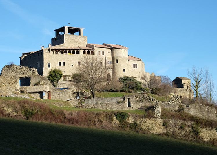 Visite Guidée Du Site Médiéval De Piégros à Piegros la Clastre