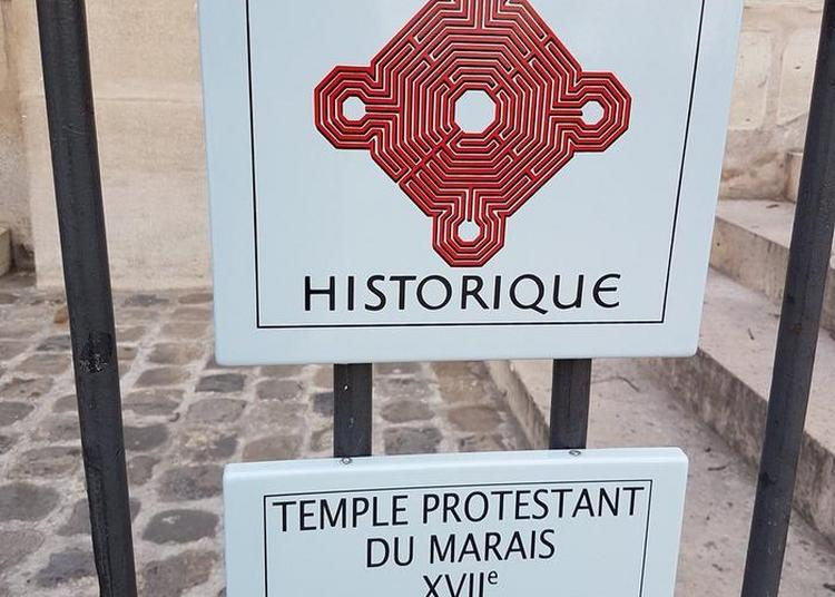 Visite Guidée Du Temple à Paris 4ème