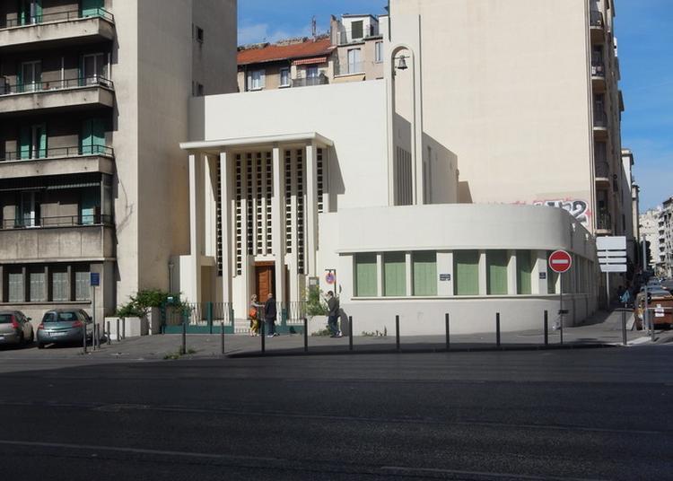 Visite Guidée Du Temple Et Conférence : Napoléon Et Les Protestants à Marseille
