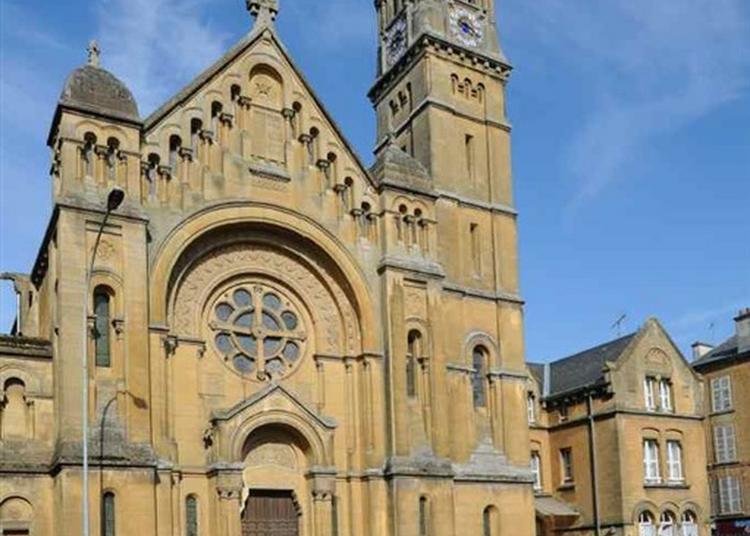 Visite Guidée Du Temple Protestant à Sedan