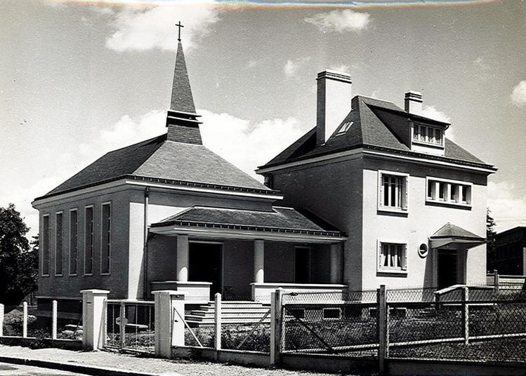 Visite Guidée Du Temple Protestant D'evreux à Evreux
