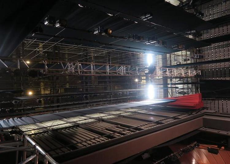 Visite Guidée Du Théâtre D'angoulême à Angouleme